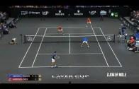 Federer & Djokovic İkilisi Çiftlerde Kaybetti