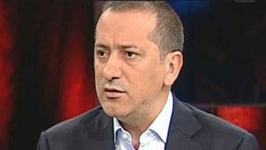 Fatih Altaylı küfür Fatih Altaylı polis Fatih Altaylı kavga