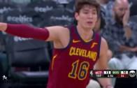 Cedi Osman Cleveland Cavaliers Hazırlık Maçında İlk 5'te