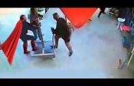 Osmaniyeli Süperman! Şemsiye İle Uçan Adam