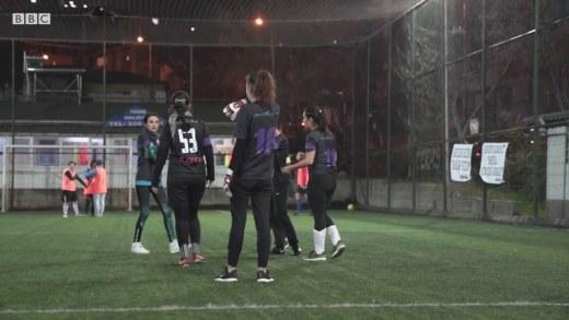 Sportif Lezbon ile Tanıştınız mı? 2015'te Ankara'da kurulan Sportif Lezbon bir kadın futbol takımı