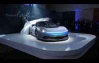 2 Milyon Euroluk Tamamen Elektrikli Süper Otomobil: Pininfarina Battista