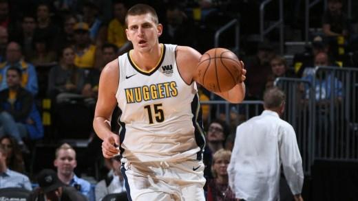 Denver Nuggets - San Antonio Spurs Maç Özeti. 2019 NBA Play-Off. Denver Nuggets 114-105 San Antonio Spurs maç özeti. NBA maç özeti