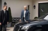 BMW'den Mercedes'e Efsane Gönderme