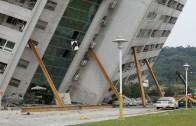 Dünyadan Dehşet Veren Deprem Videoları