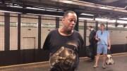 Metroda Muhteşem Bir Performans
