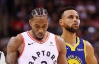 Toronto Raptors – Golden State Warriors Geniş Maç Özeti