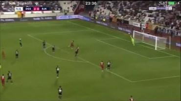 Emre Kılınç Müthiş Gol, Sivasspor 3-0 Beşiktaş