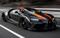 Bugatti Chiron'dan İnanılmaz Hız Rekoru