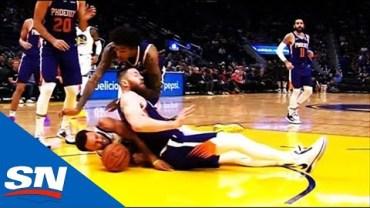 Warriors'a Acı Haber: Curry'nin Eli Kırıldı