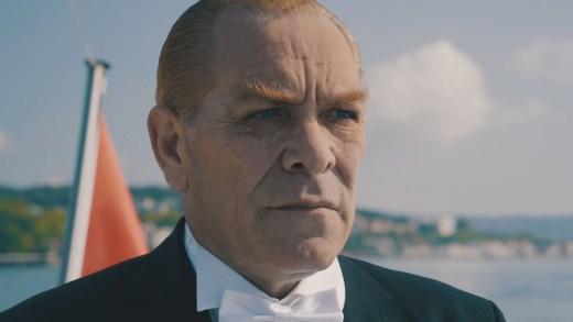 Mustafa Kemal Atatürk'ün canlandırıldığı klip