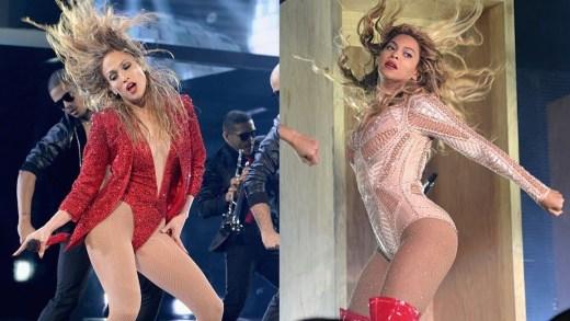 Jennifer Lopez Beyonce Pepsi reklamı