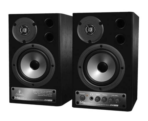Behringer MS20 Active Monitor Speakers