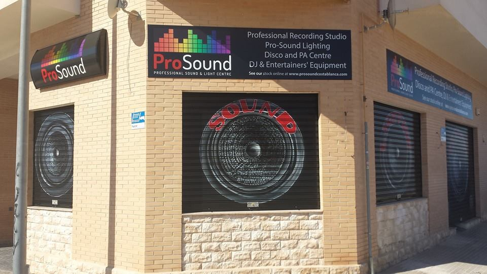 About Yowcha Sound, Light, Disco and PA Equipment