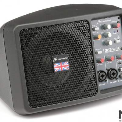 STUDIOMASTER LIVESYS5 150W COMPACT PERSONAL MONITOR