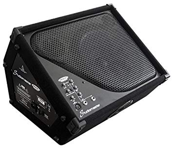 """Studiomaster PAX12+ 12"""" Active PA Stage Monitor Speaker"""