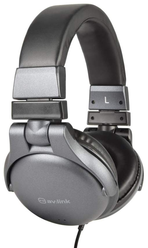 Comfort Headphones with In-line Volume Control