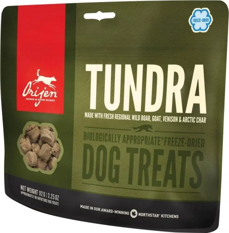 orijen tundra treats
