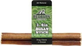 redbarn 4-4 inch bully sticks