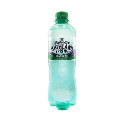 Highland Sparkling Spring Water