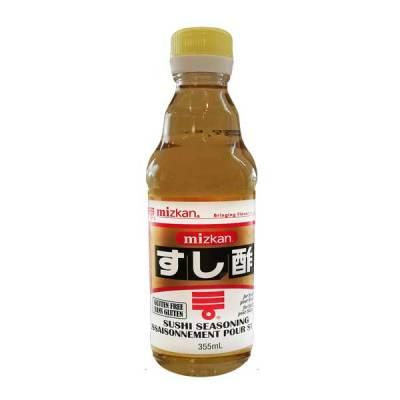 Mizkan Sushi Seasoning Vinegar (355ml)