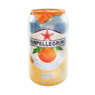 Sanpellegrino Sparkling Orange