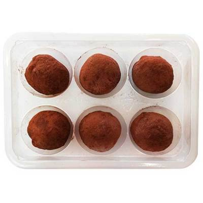 Chocolate Ganache Mochi