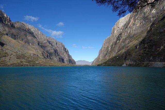 Perou-Lago 69: Un air de Nouvelle-Zelande quand meme non?