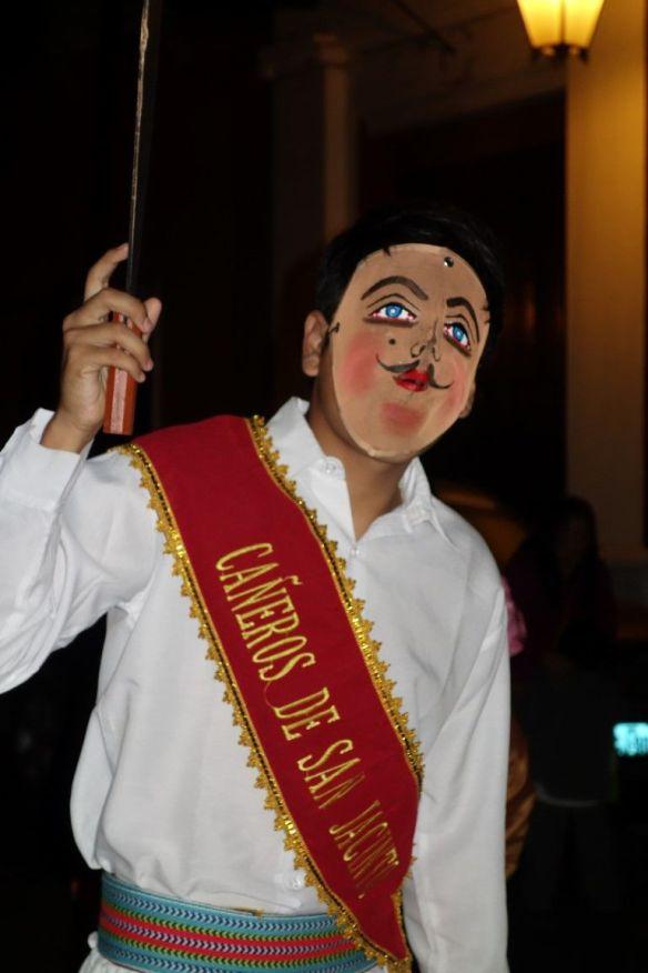 Perou- Trujillo: Photo prise lors d'une procession dans la ville.