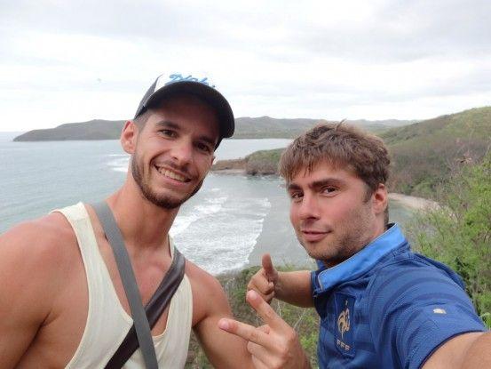 Nouvelle Caledonie: Petite photo pres de la plage de Bourail.