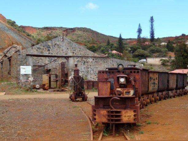 voyage en nouvelle caledonie la mine de tiebaghi yohann tour du monde. Black Bedroom Furniture Sets. Home Design Ideas