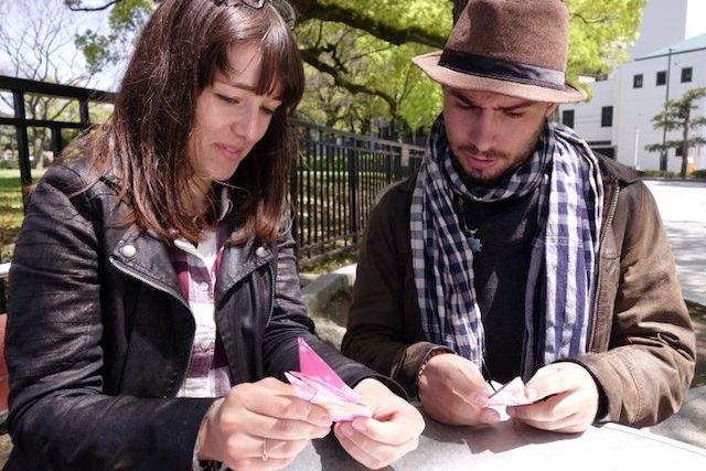 parc de la paix hiroshima japon voyage tour du monde http://yoytourdumonde.fr