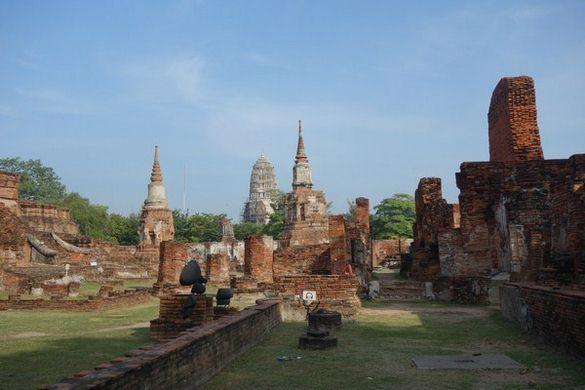unesco-thailande-ayutthaya-ruine-travelling-voyage
