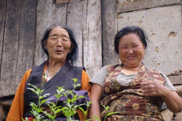 Photo prise durant mon tek des monasteres au sikkim en inde photo blog voyage tour du monde http://yoytourdumonde.fr