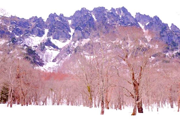 Beauté des Alpes Japonaises photo blog voyage tour du monde http://yoytourdumonde.fr