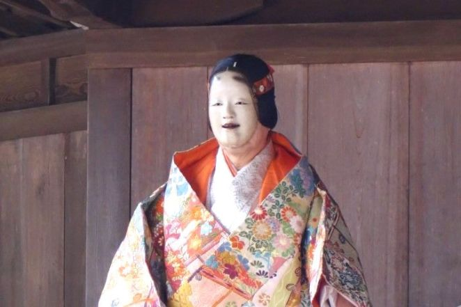 Theatre spectacle local Miyajima japon http://yoytourdumonde.fr