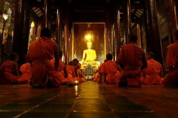 Moines Bouddhistes acte 2