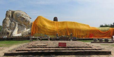 unesco-bouddha-couche-ayutthaya-thailande-travelling-voyage