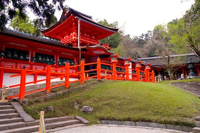 Enormement de parcs et de jardin à Nara au Japon. Photo blog voyage tour du monde http://yoytourdumonde.fr