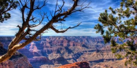 Le Grand Canyon est l'un des plus beaux Parcs de l'Ouest des USA. Avec des points de vues magnifiques. Photo blog voyage tour du monde http://yoytourdumonde.fr