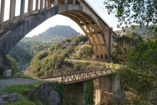 Καρύταινα: Το γεφύρι του πεντοχίλιαρου