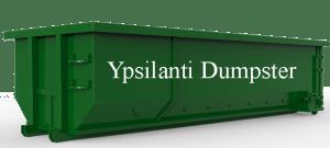Dumpster Rental Ypsilanti, MI