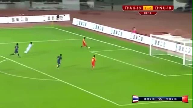 Two of the most incredible empty goals in Chinese football