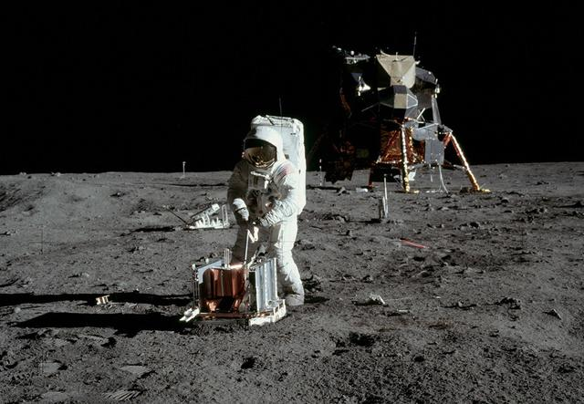 What if an astronaut cannot return to Earth after landing on the moon?