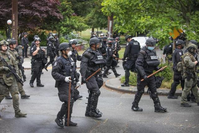 """Seattle protesters """"autonomous region"""" maintained clearance for more than 20 days, police arrested 13 people"""