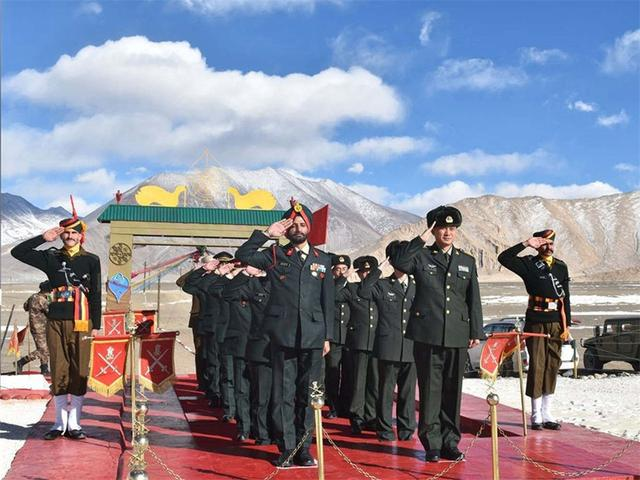 There is no progress in the 12-hour talks between China and India. The Chinese side is firm