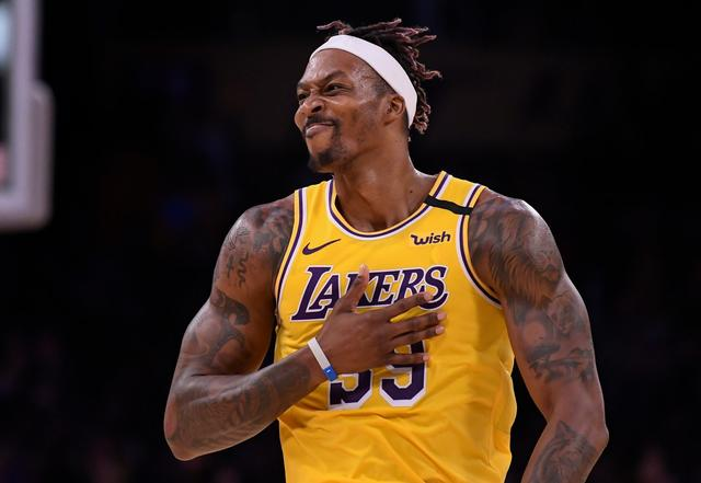 The Lakers do not plan to find a replacement for Howard, hoping that he can devote himself to the NBA rematch