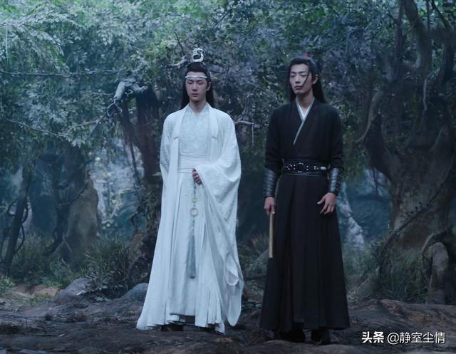 """Lan Zhan of""""Chen Qingling"""":At this moment, you are me, I am you, no matter what"""