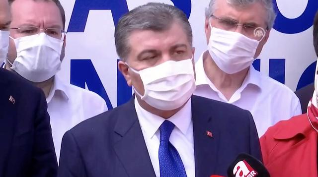 Turkey's Sakarya fireworks factory explosion has caused 4 deaths and 97 injuries. Minister of Health:More than 40 people are still missing