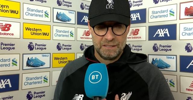 Klopp:I have no plans for things after 2024, and I don't want to be a coach in my 70s.